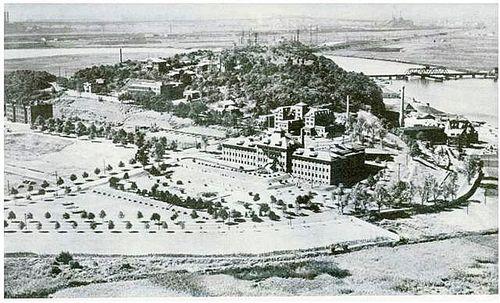 Laureal hill 1948